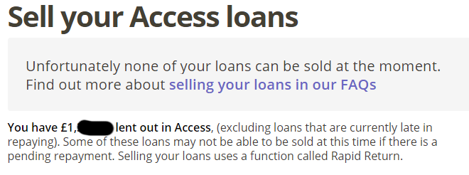 unable-to-sell-zopa-access-loans-weekend