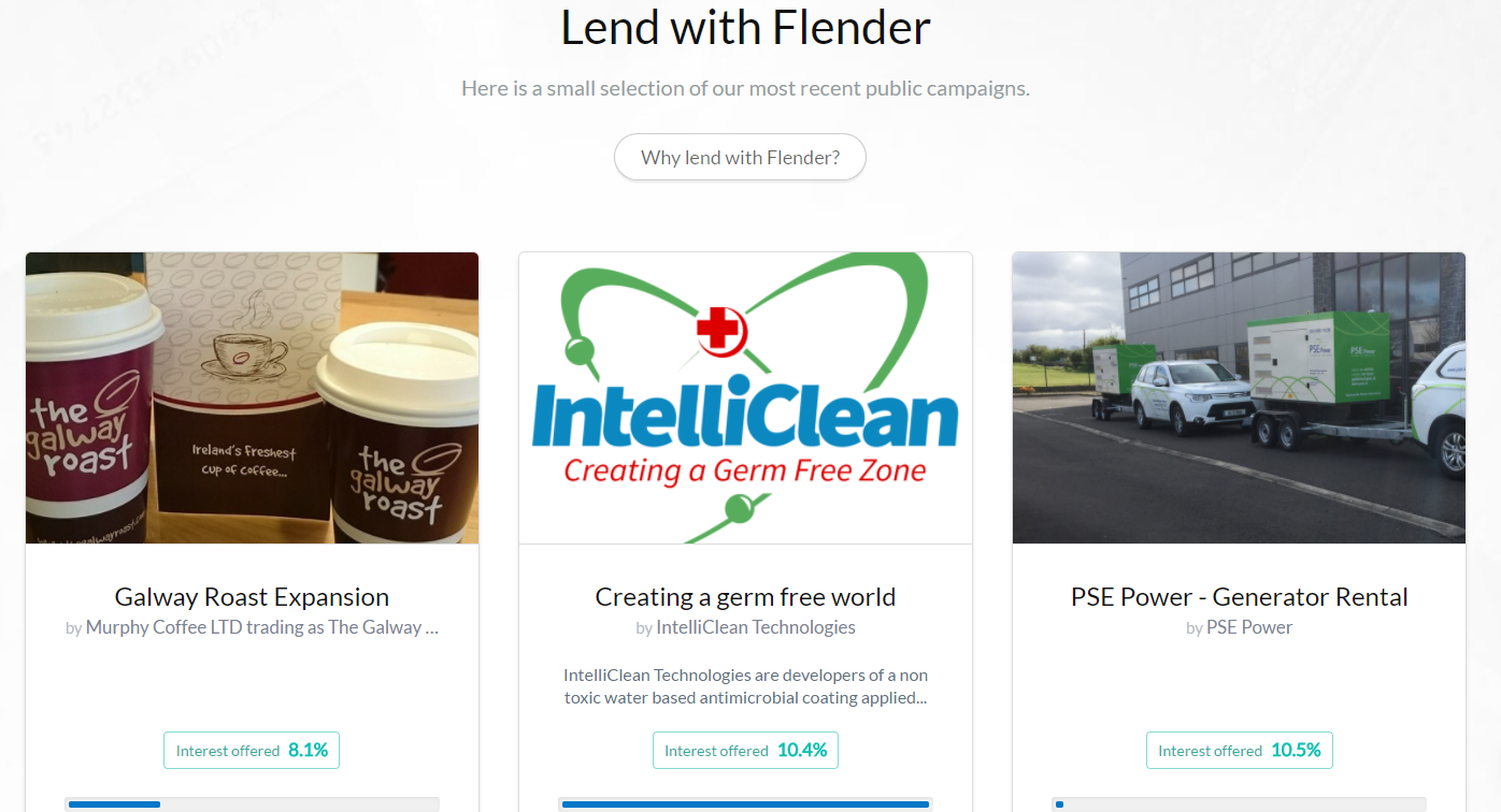 Flender Cashback Referral