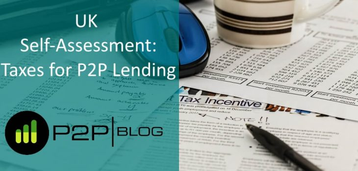 UK Self Assessment Taxes p2p lending
